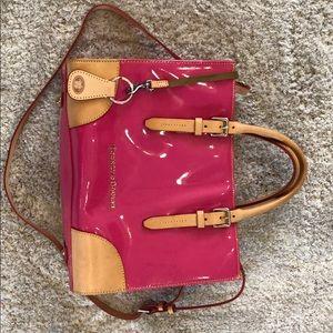 Dooney & Bourke Patent Leather Satchel